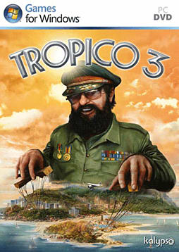 Tropico 3 PC Games and Downloads Cover Art