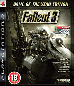 Fallout 3: Game of The Year Edition PlayStation 3