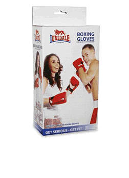 Lonsdale Wii Boxing Glove Accessories