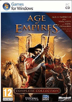 Age of Empires III: Complete Collection PC Games and Downloads Cover Art