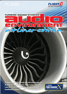 Audio Environment: Airliner Edition PC Games and Downloads Cover Art