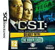 CSI: Deadly Intent and the Hidden Cases DSi and DS Lite