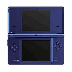 Nintendo DSi Metallic Blue Console DSi and DS Lite