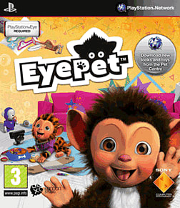 EyePet (Solus) PlayStation 3 Cover Art
