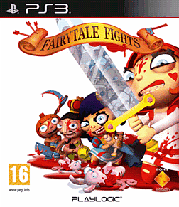 Fairytale Fights PlayStation 3 Cover Art