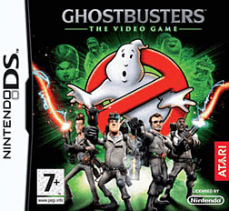 Ghostbusters DSi and DS Lite