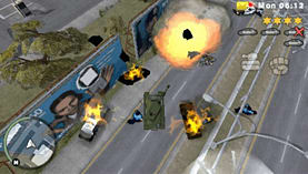 Grand Theft Auto: Chinatown Wars screen shot 4