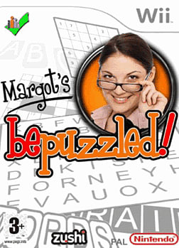 Margots Bepuzzled Wii Cover Art