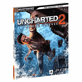 Uncharted 2 Among Thieves Strategy Guide Strategy Guides and Books