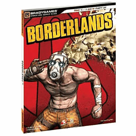 Borderlands Strategy Guide Strategy Guides and Books
