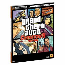 Grand Theft Auto: Chinatown Wars Official Strategy Guide Strategy Guides and Books