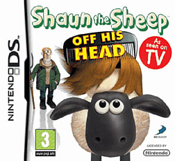 Shaun the Sheep: Off His Head DSi and DS Lite
