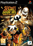 The Secret Saturdays: Beasts of the 5th Sun PlayStation 2
