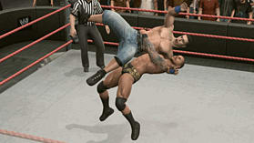 WWE SmackDown vs Raw 2010 screen shot 1