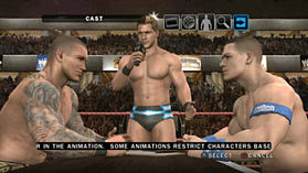 WWE SmackDown vs Raw 2010 screen shot 2