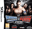 WWE SmackDown vs Raw 2010 DSi and DS Lite