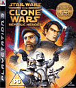 Star Wars: The Clone Wars Republic Heroes (with GAME Exclusive Lightsaber Weapon Code) PlayStation 3