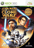Star Wars: The Clone Wars Republic Heroes (with GAME Exclusive Lightsaber Weapon Code) Xbox 360