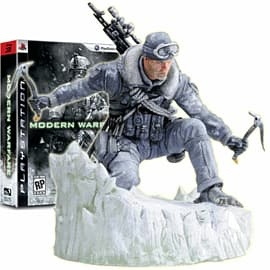Call of Duty: Modern Warfare 2 Limited GAME Exclusive Veteran Package PlayStation 3 Cover Art