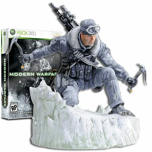 Call of Duty: Modern Warfare 2 Limited GAME Exclusive Veteran Package