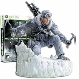 Call of Duty: Modern Warfare 2 Limited GAME Exclusive Veteran Package Xbox 360