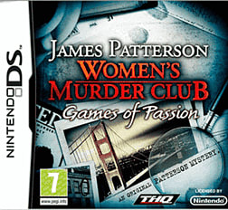 Womens Murder Club: Games of Passion DSi and DS Lite