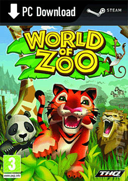 World Of Zoo PC PC Games and Downloads Cover Art