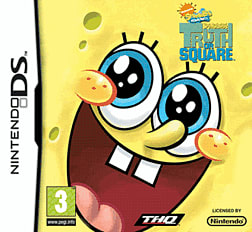 Spongebob Squarepants Truth or Square DSi and DS Lite