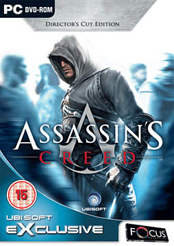 Assassin's Creed Directors Cut Edition PC Games and Downloads Cover Art