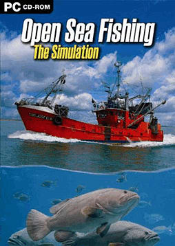 Open Sea Fishing PC Games and Downloads Cover Art