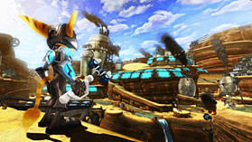Ratchet and Clank: A Crack in Time screen shot 1