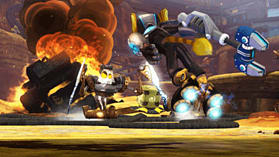 Ratchet and Clank: A Crack in Time screen shot 2