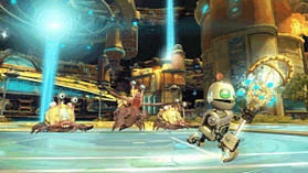 Ratchet and Clank: A Crack in Time screen shot 4