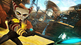 Ratchet and Clank: A Crack in Time screen shot 5