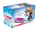 Sony PSP 3000 Console (Lilac) with Hannah Montana Bundle (PSP) PSP