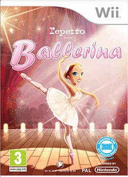 Ballerina Wii Cover Art
