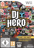 DJ Hero Wii