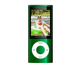 iPod nano 16GB V5 - Green Electronics
