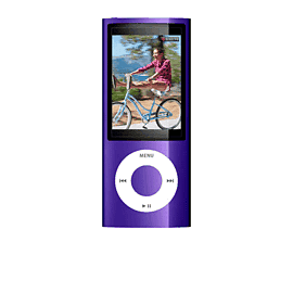 iPod nano 8GB V5 - Purple Electronics