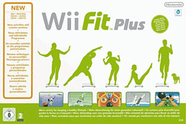 Wii Fit Plus and Balance Board Nintendo-Wii
