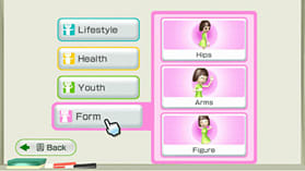 Wii Fit Plus (Software Only) screen shot 2