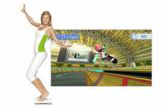 Wii Fit Plus (Software Only) screen shot 4