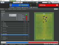 Football Manager 2010 screen shot 3
