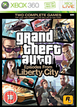 Grand Theft Auto: Episodes from Liberty City Xbox 360