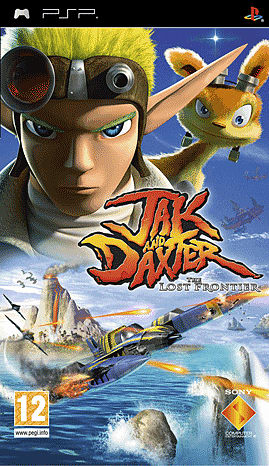 Jak and Daxter The Lost Frontier on PSP at GAME