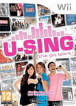 U-Sing (with Microphone) Wii