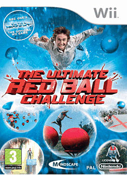 The Ultimate Red Ball Challenge (BBC's Total Wipeout) Wii Cover Art