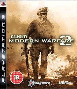 Call of Duty: Modern Warfare 2 PlayStation 3