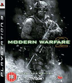 Call of Duty: Modern Warfare 2 Limited Hardened Edition PlayStation 3