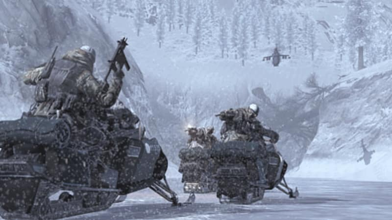 New Special ops missions in Call of Duty Modern Warfare 2 on Xbox 360, PS3 and Pc at GAME